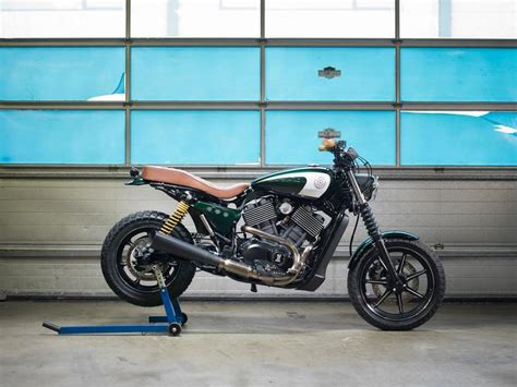 Motorrad News Harley by Motorrad News Harley Quot Battle Of The Kings Quot Customizing