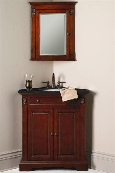 mirror corner bathroom cabinet 19 best images about corner cabinets on pinterest corner