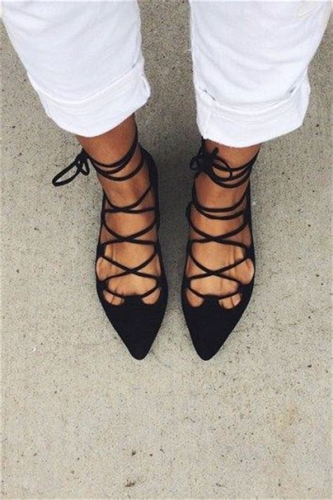 instagram inspired billy ella lace up flats flats i and