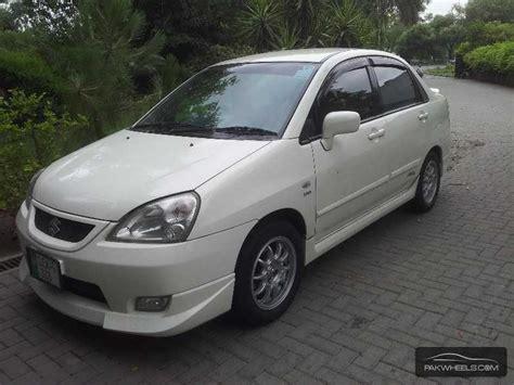 suzuki liana cars for sale in lahore verified car ads