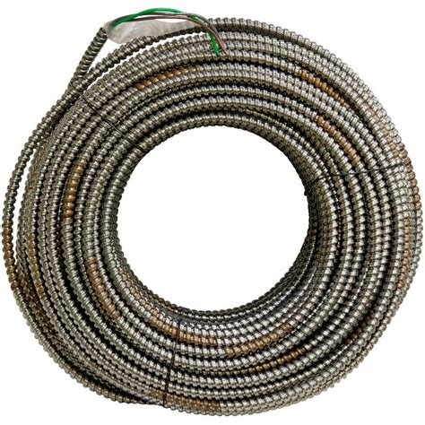 10 4 armored cable 10 3 armored cable wire the home depot
