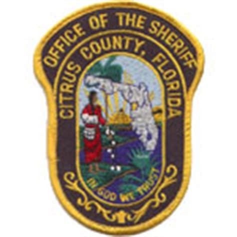 citrus county sheriff s office florida fallen officers