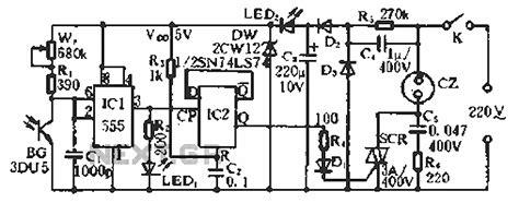an integrated light circuit lighting circuit page 4 light laser led circuits next gr