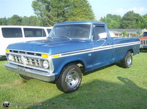1976 Ford F100 1976 ford f100 information and photos momentcar
