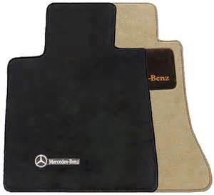 mercedes genuine oem carpeted floor mats 190 190e