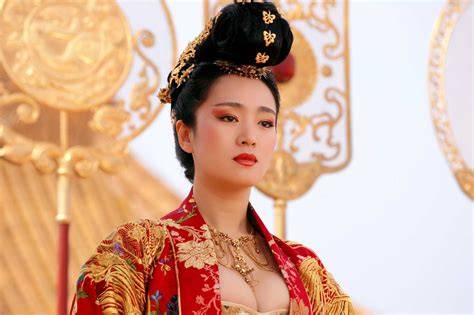 film empress china gong li 巩俐 鞏俐 est100 一些攝影 some photos