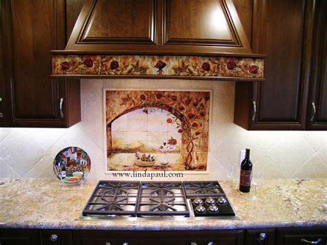 hand made the vineyard kitchen backsplash tile mural by kitchen backsplash pictures ideas and designs of backsplashes