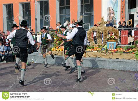 Traditional German Thanksgiving