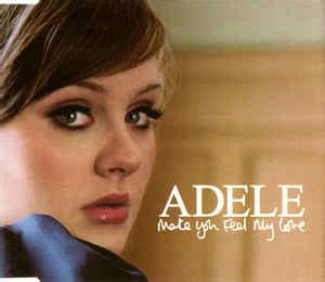 my richard and adele adele 3 make you feel my cd at discogs