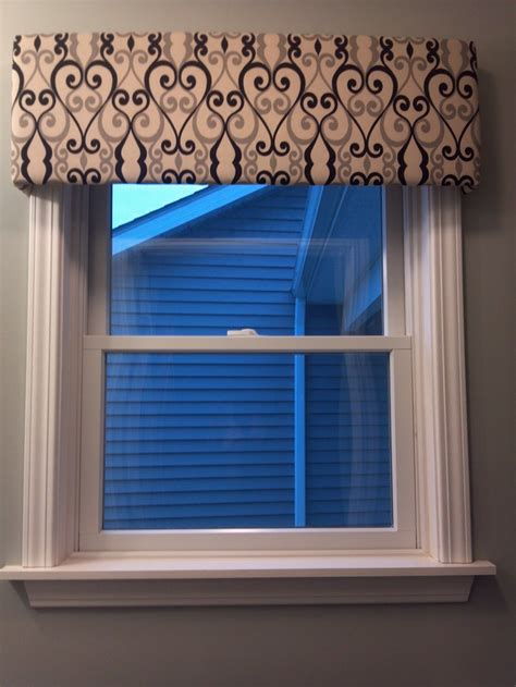 Foam Board Valance 30 Cornice With Foam Board For The Home