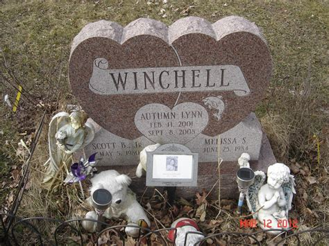 Find Hospital Birth Records Autumn Winchell 2001 2008 Find A Grave Memorial