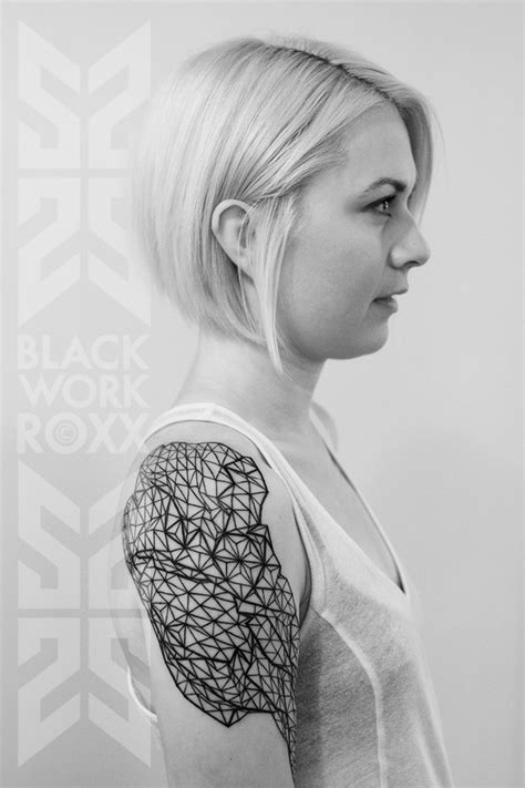 two spirit tattoo 2spirit blackwork dotwork tattoos