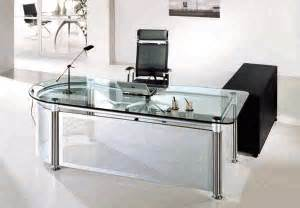 Glass Office Furniture Desk Glass Office Furniture 04 Gif 600 215 416 Pixels Office Furniture Office Desks