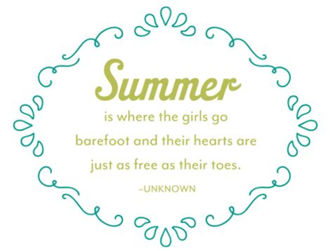 10 summer quotes and sayings