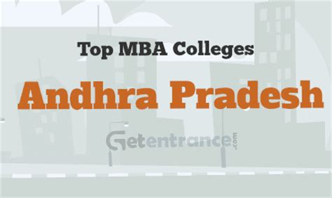Top Mba Government College In Jharkhand by Top Mba Colleges In Andhra Pradesh 2018 Admission