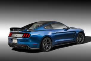 Ford Mustang 2016 2016 Ford Mustang Shelby Gt350r Motrolix