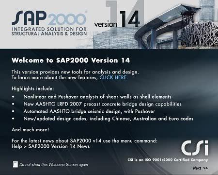tutorial sap2000 v14 pdf sap2000 v14 sap structural full download civil