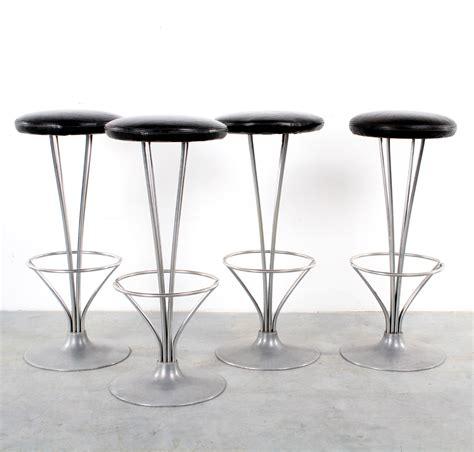 Fritz Hansen Bar Stool by Studio1900 Fritz Hansen Bar Stool Design Piet Hein
