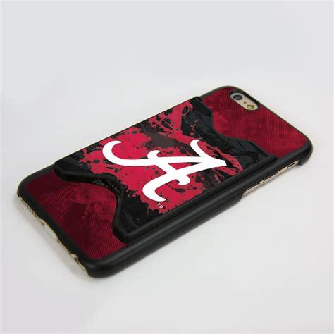 Casing Iphone 6s Alabama Crimson Tide Custom alabama crimson tide credit card for iphone 6 6s mobilemars