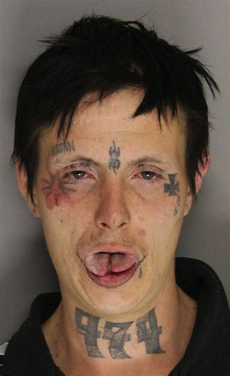 south carolina tattoo laws david adam pate s mug will scare the crap out of you