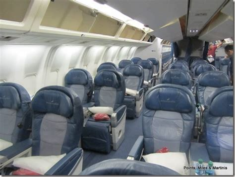 Delta 767 Old Style Business Seat And 777 Flight Tomorrow   Points Miles & Martinis