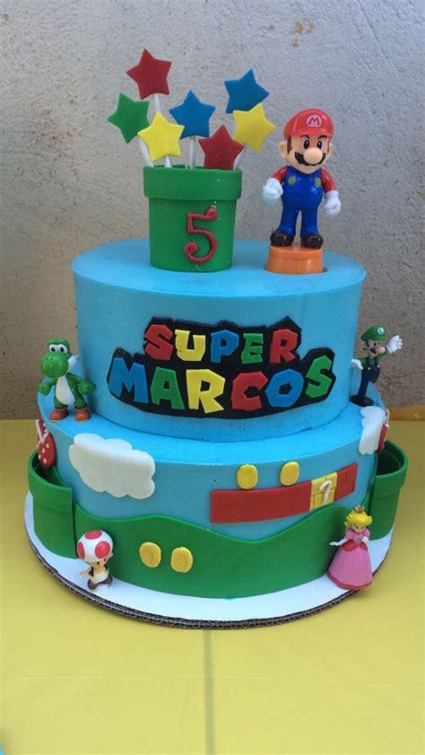 super mario cake ideas  pinterest super mario birthday super mario   mario