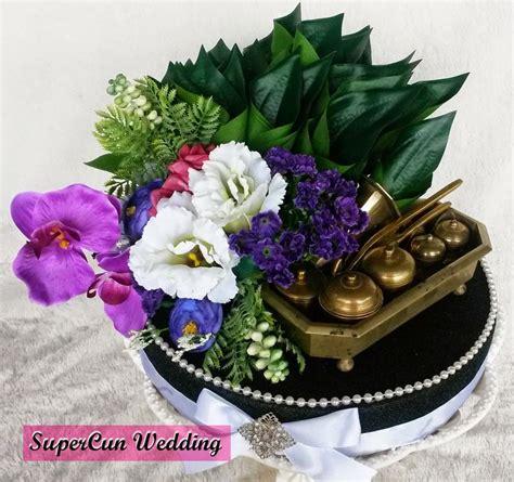 Wedding Hantaran by Hantaran Tunang Purple Nurul Izzati Pakej Gubahan