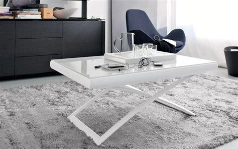 tavoli regolabili in altezza e allungabili tavolino calligaris dakota trasformabile