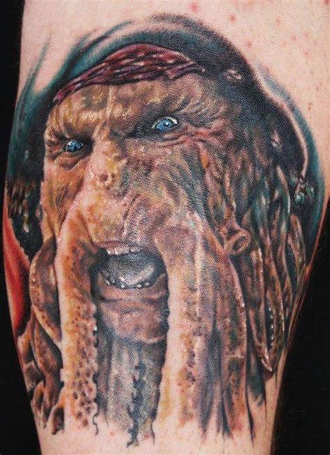 human canvas tattoo tattoos portrait pirates of the