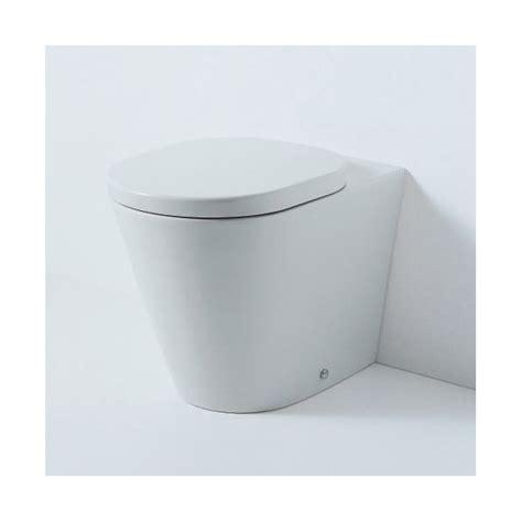 ideal standard vasi ideal standard tonic vaso a terra filo parete con sedile