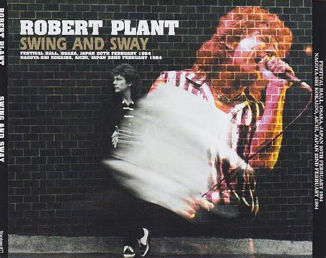 swing and sway robert plant swing and sway 4cd giginjapan