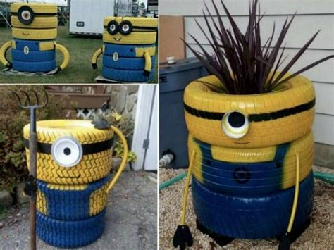 Minion Yard Decorations by Garden Decor 2017 2018 Best Cars Reviews