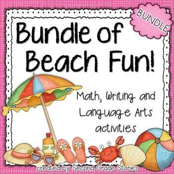 beach themed language arts activities 7 best beach day images on pinterest beach themes