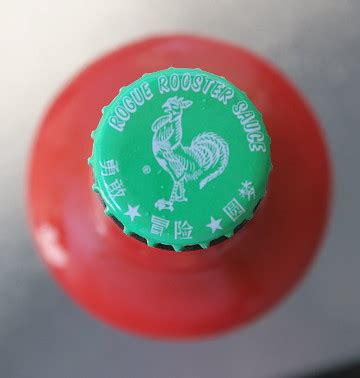 sriracha bottle cap beer living living the beer life