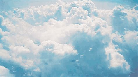 gif wallpaper clouds sky gif find share on giphy