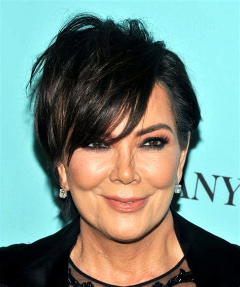 does kris jenner have thick hair kris jenner hairstyles in 2018