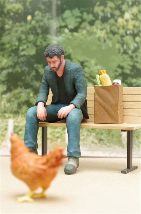 keanu reeves bench 3d printed sad keanu is anything but sad for the people