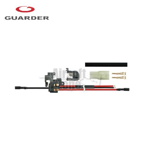 Guarder Handguard Switch Assembly M16 rear wired switch assembly for m4 guarder