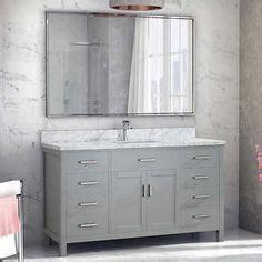 studio bathe kalize ii 48 oxford grey single vanity with