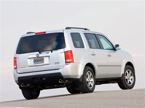 2009 honda pilot latest news, features, and reviews