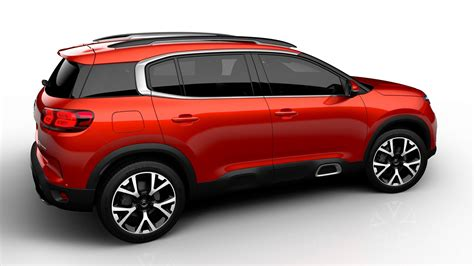 comfortable suv citroen debuts all new c5 aircross dubbed quot most