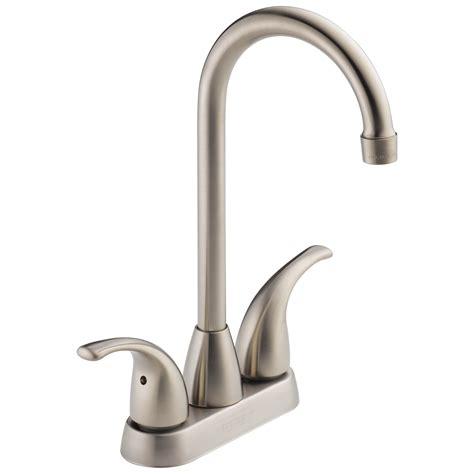Bar Prep Faucet by Peerless P288lf Ss Choice 2 Handle Bar Prep Faucet