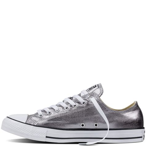 mens metallic sneakers fashion sneakers shop converse chuck all
