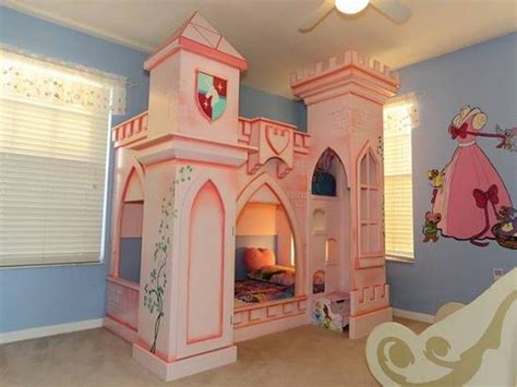castle bed for little girl bedroom the princess castle bedroom cute the princess