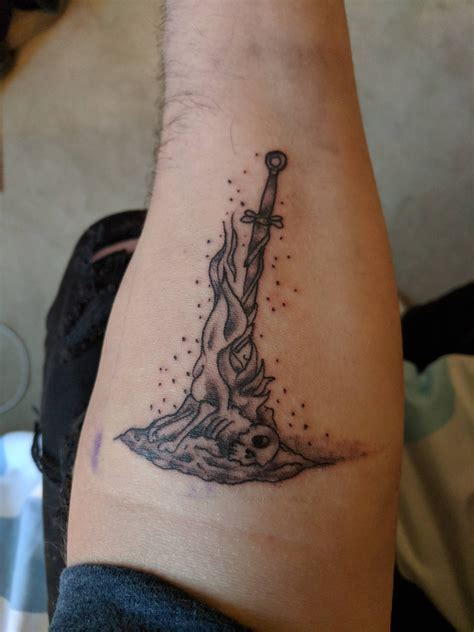 black pearl tattoo hyannis souls bonfire by alika at black pearl studio