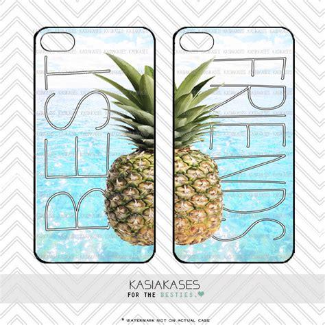 Pineapple Set Rok Best Friends pineapple best friends summer iphone 4 bff iphone 5 iphone 4s iphone