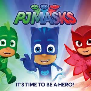 pj masks revealed york toy fair 2016 toy buzz