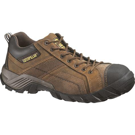 Sepatu Caterpillar Machines caterpillar ergo safety toe work shoe size 7 model p89957 casual rugged casual shoes