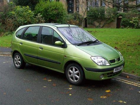 renault green used renault megane 2003 manual petrol scenic 1 6 16v