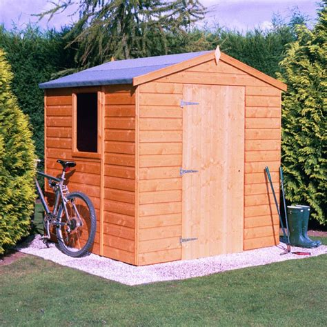 7x5 Sheds For Sale by 7x5 Apex Sheds Workshops T G Shire Garden Buildings